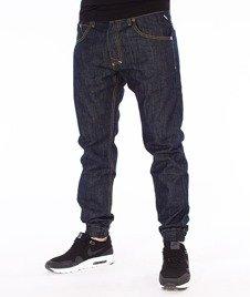 Mass-Base Jogger Pants Sneaker Fit Spodnie Rinse Blue