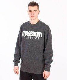 Mass-Classic Bluza Grafitowa