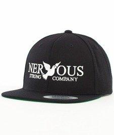 Nervous-Classic Snapback Czarny