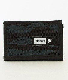 Nervous-Cross Portfel Feather Camo