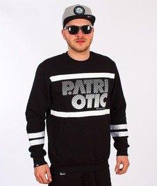 Patriotic-Particles Bluza Czarna