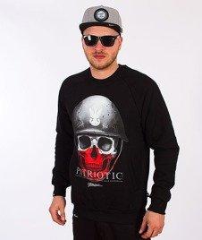 Patriotic-Skull New Bluza Czarna