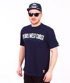 Pit Bull West Coast-Ace Of Spades T-Shirt Dark Navy
