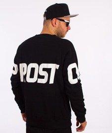 Prosto-Back Bluza Czarna