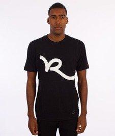 Rocawear-Roca Logo T-Shirt Czarny