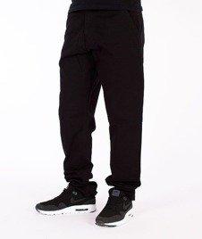 SmokeStory-Chino Regular Spodnie Czarne