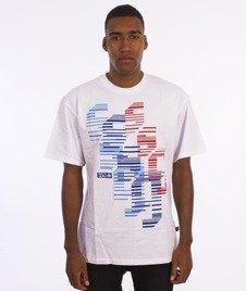 SmokeStory-Hologram T-Shirt Biały