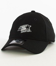 Starter-Speedy Wool Pitcher Czapka z Daszkiem Czarna