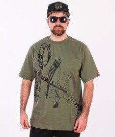 Stoprocent-Seultag T-shirt Khaki