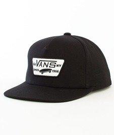 Vans-Full Patch Boys Snapback True Black