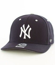 47 Brand-MVP DP New York Yankees Czapka z Daszkiem Granatowa
