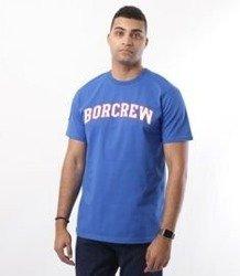 Biuro Ochrony Rapu-College T-shirt Niebieski