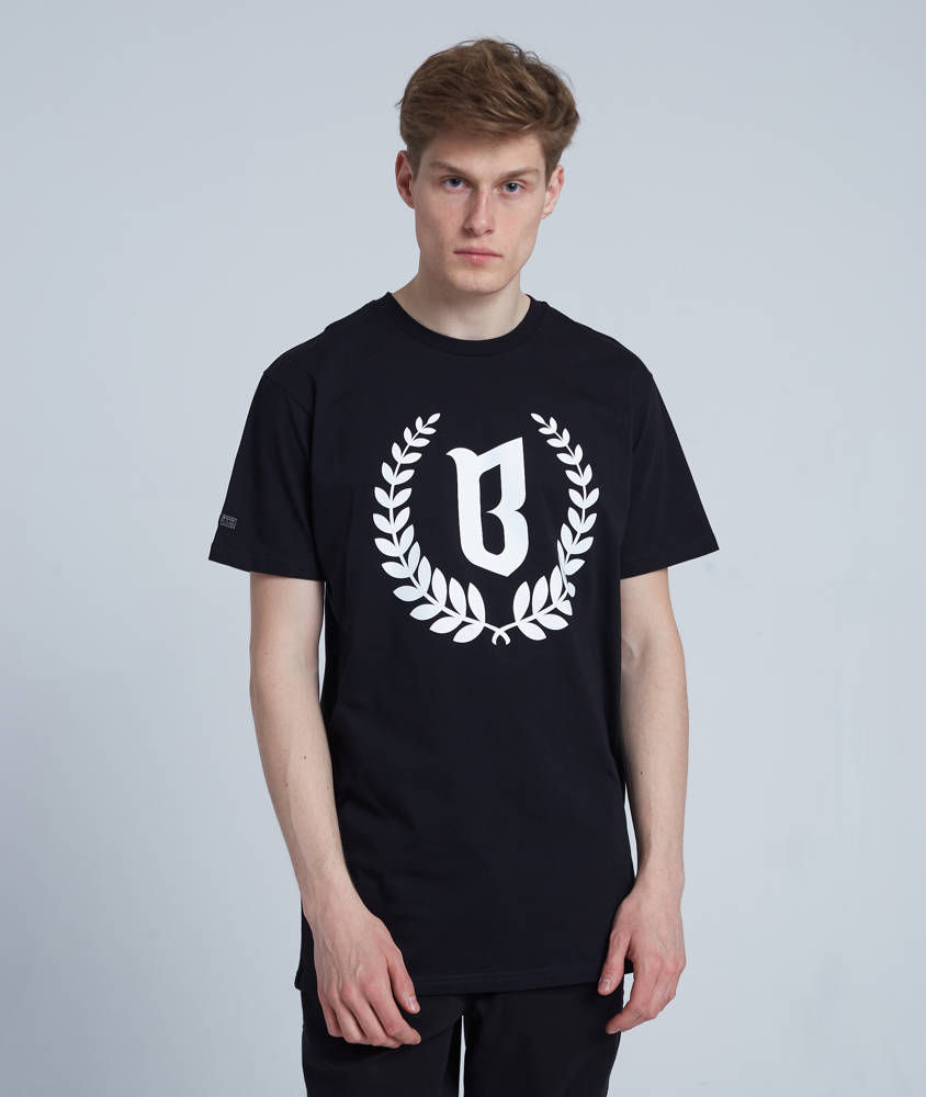 Biuro Ochrony Rapu LAUR T-Shirt Czarny