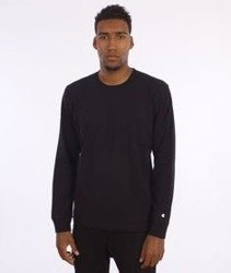 Carhartt-Base Longsleeve Black/White