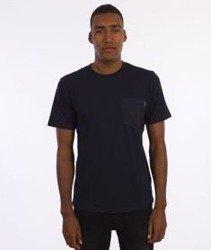 Carhartt-Contrast Pocket T-Shirt Navy