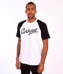 Carhartt-League T-Shirt White/Black