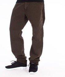 Carhartt-Skill Pants Spodnie Cypress Stone Washed Straight Leg L34