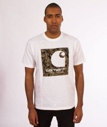 Carhartt WIP-C Collage T-Shirt  White
