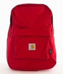 Carhartt-Watch Backpack Dark Blast Red/Navy