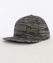 Cayler & Sons-Plated Cap Snapback Black/Grey Knit
