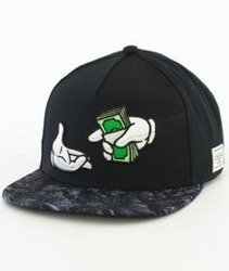 Cayler & Sons-WL God Given Snapback Black