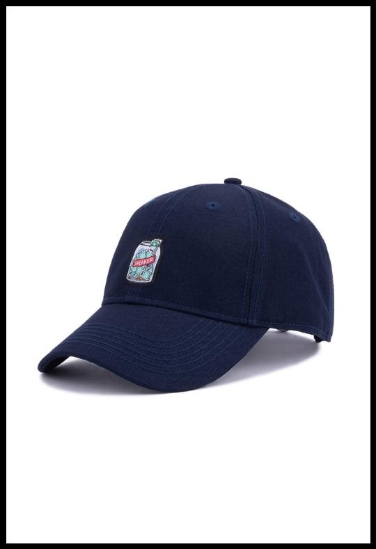 Cayler & Sons-WL Savings Curved Cap czapka granatowa