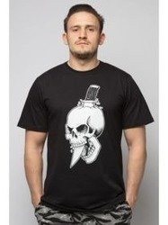 Diamante-Do Or Die T-Shirt Czarny
