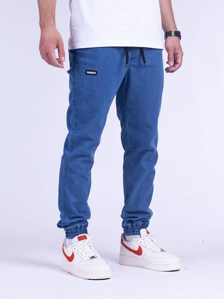 Diamante JOGGER 13 DC jasny blue Jeans