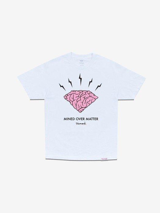 Diamond HEADSTRONG T-Shirt Biały