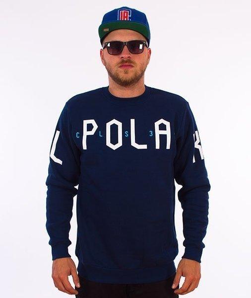 El Polako- CLS 34 Bluza Granatowa