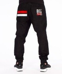 El Polako-Japan Slim Jogger Jeans Spodnie Czarne