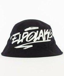 El Polako-Logson Bucket Hat Czarny