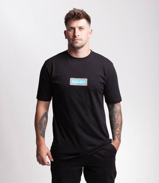 El Polako MINI EP T-Shirt Czarny