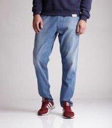 Elade Classic Strech Spodnie Jeansowe Jasny Niebieski