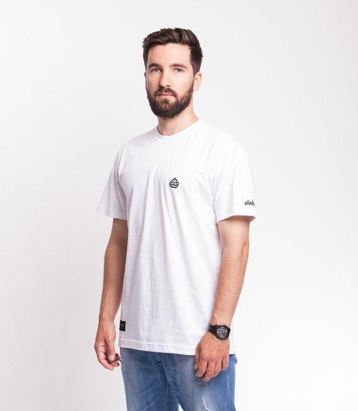 Elade ICON MINI LOGO T-Shirt Biały