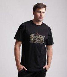 Elade Multi Logo Elade T-Shirt Czarny