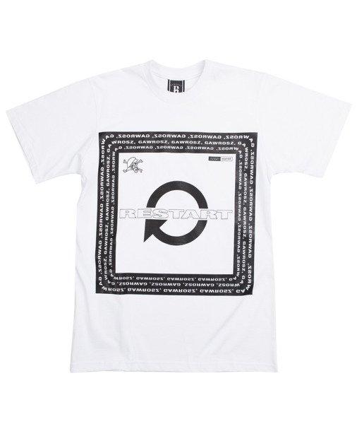 Gawrosz RESTART T-Shirt Biały