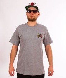 JWP-Cros Colors T-Shirt Grey