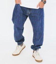 METODA Jogger Jeans Skórka Średnie Spranie