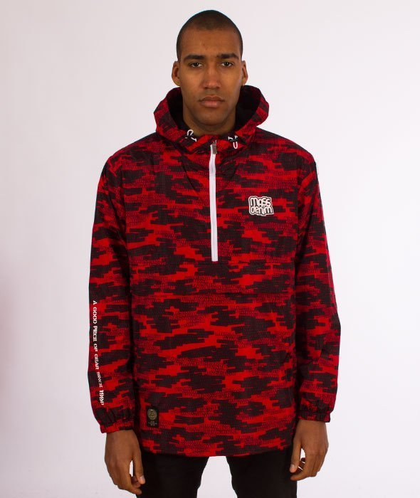 Mass-Assassin Jacket Red