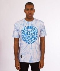 Mass-Base T-Shirt Tie Dye White