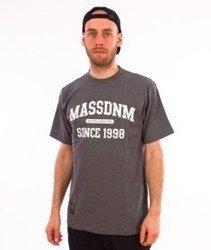Mass-Campus T-Shirt Szary