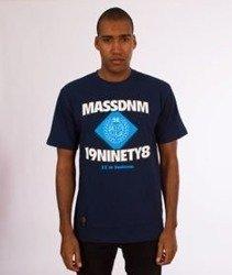 Mass-Creator T-Shirt Granatowy