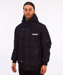 Mass-District Jacket Kurtka Black Camo