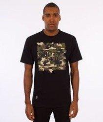 Mass-Patrol T-shirt Czarny