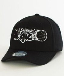 Mitchell & Ness-Black & White 110 SB Orlando Magic Snapback EU1033