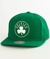 Mitchell & Ness-Boston Celtics Raised Perimeter SB  Snapback BH72P2