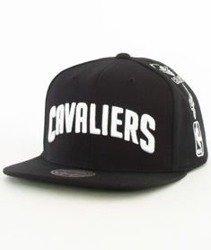 Mitchell & Ness-Cleveland Cavaliers 059VZ Snapback Czapka Czarna