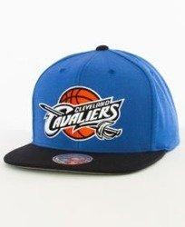 Mitchell & Ness-Cleveland Cavaliers Snapback EU956 Blue/Black
