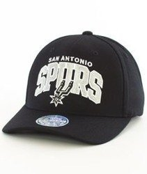 Mitchell & Ness-San Antonio Spurs NBA Team Arch Pinch Panel  INTL227